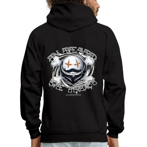 in beard we trust - Men's Hoodie