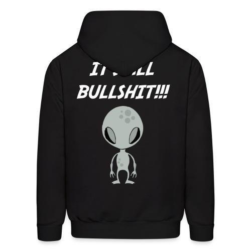 It's all Bullshit T-shirt - Men's Hoodie