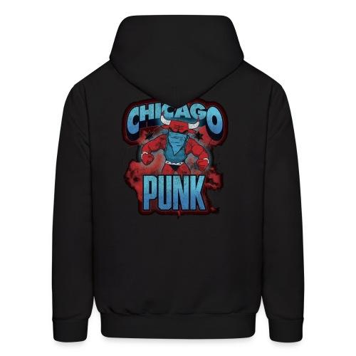 Chicago Punk Vintage - Men's Hoodie