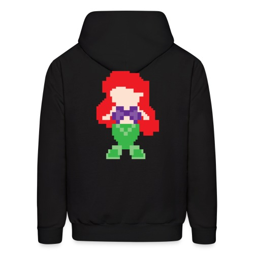pixelmermaid - Men's Hoodie