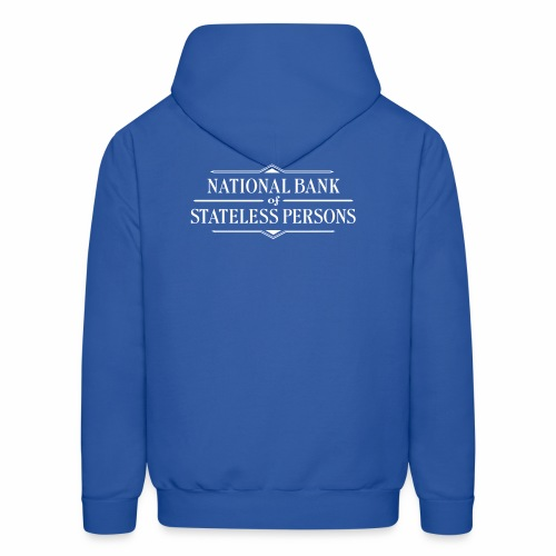National Bank of Stateless Persons - Men's Hoodie