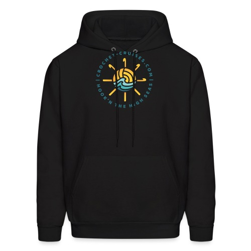 Front and Back Emblem - Womens - Men's Hoodie