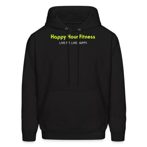 HHF_logotypeandtag - Men's Hoodie