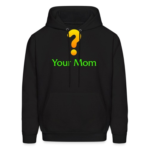 Your Mom Quest ? World of Warcraft - Men's Hoodie
