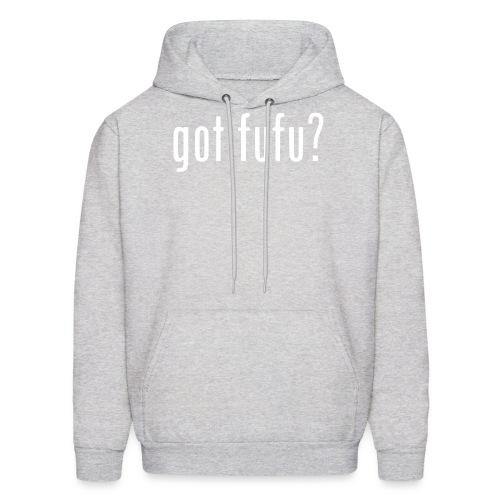 gotfufu-white - Men's Hoodie