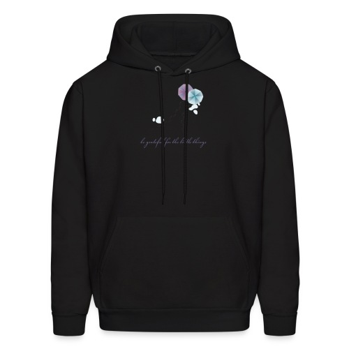 Be grateful for the little things - Men's Hoodie