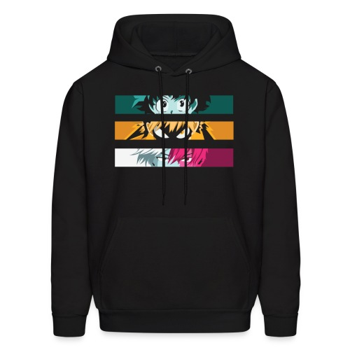 My Hero Academia All Might Izuku Midorya Anime - Men's Hoodie