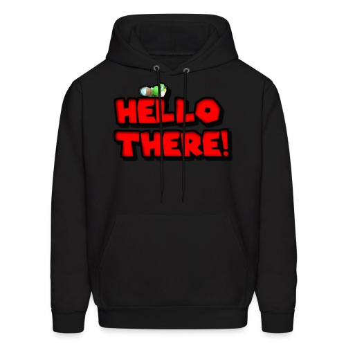 Hello there! - Men's Hoodie