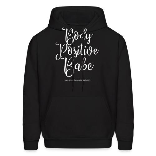 Body Positive Babe 2 - Men's Hoodie