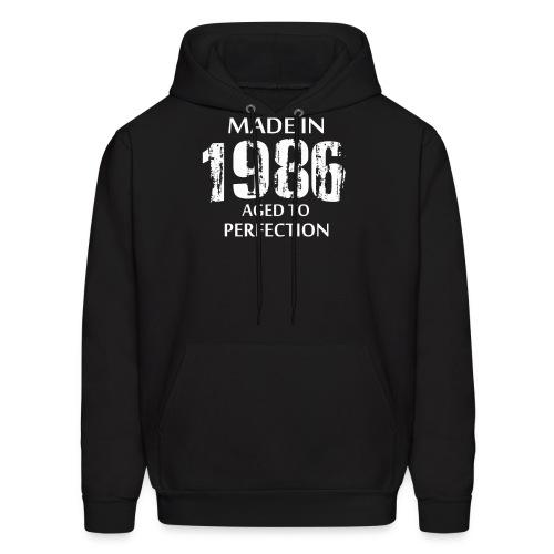 1986 - Men's Hoodie