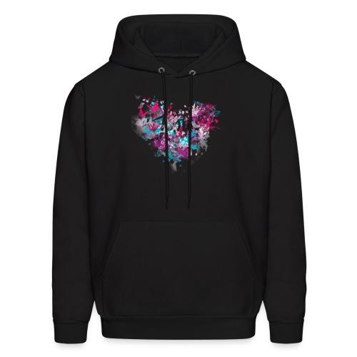 Love Printed T-shirt - Men's Hoodie
