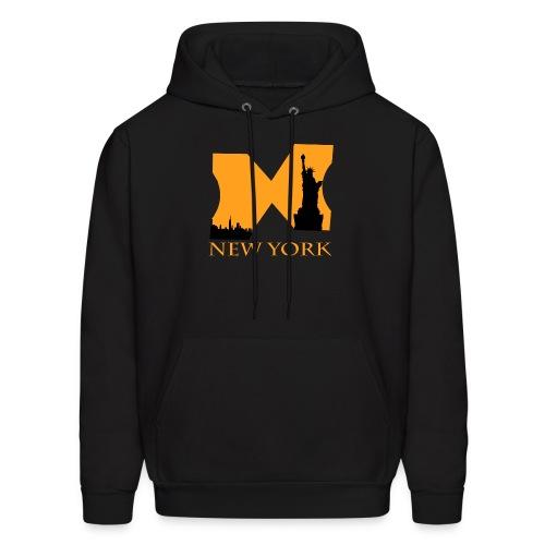 new york for design - Men's Hoodie