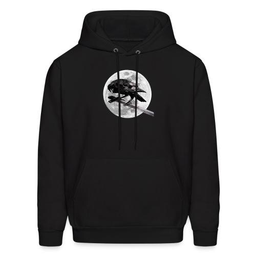 Crow1 - Men's Hoodie