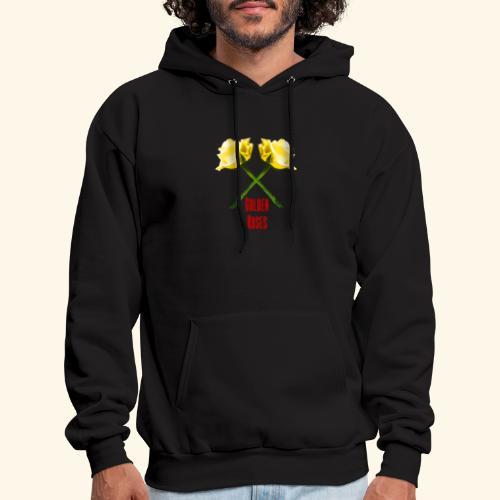 Golden Roses Logo Collection - Men's Hoodie