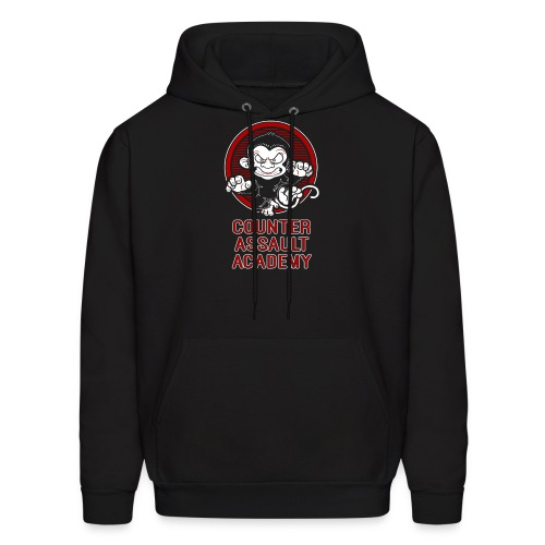 Counter Assault Academy ANGRY monkey - Men's Hoodie