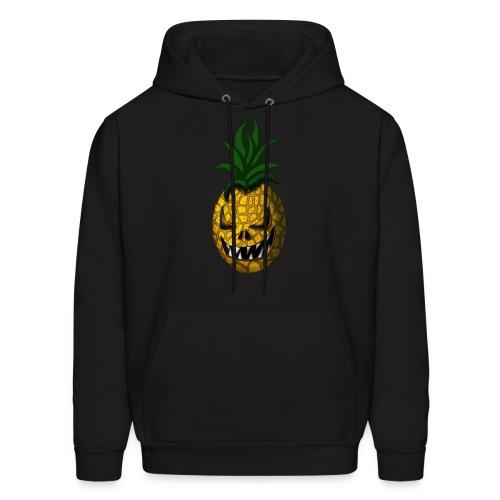 Creepy Halloween Pineapple - Men's Hoodie