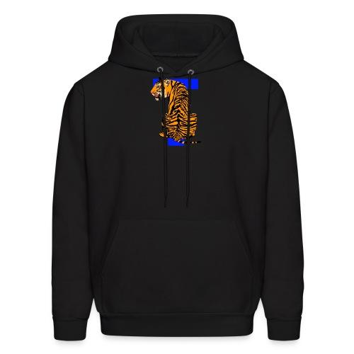 Townsend Sport Tiger Design - Men's Hoodie