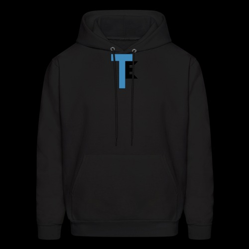 The Second Team Exelfiny Logo - Men's Hoodie