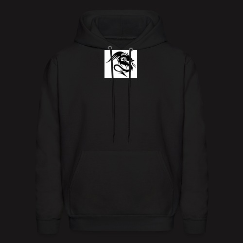 Dragon with stealth - Men's Hoodie