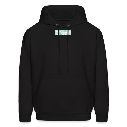 Ty taggel box logo - Men's Hoodie