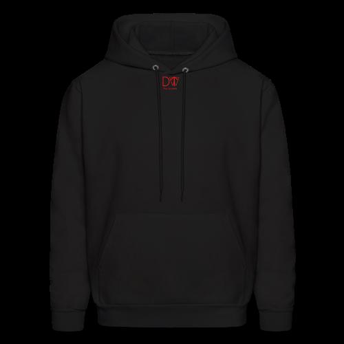 Drop Top Weatha Official Logo - Men's Hoodie