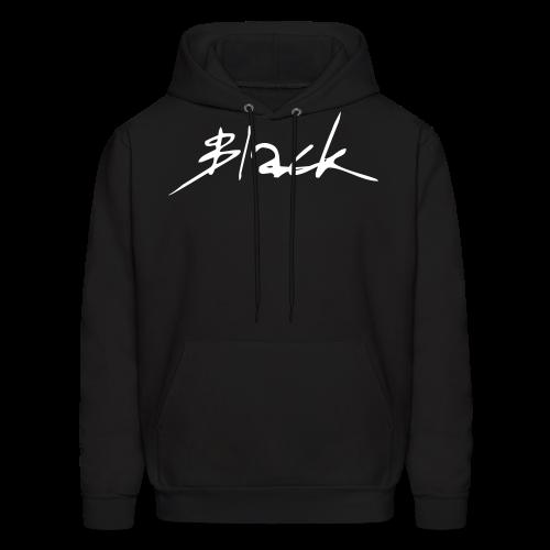 Black (Color Opt) - Men's Hoodie