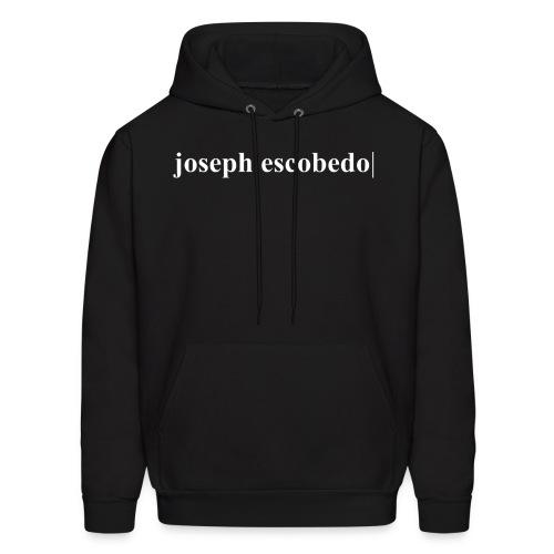joseph escobedo  - Men's Hoodie