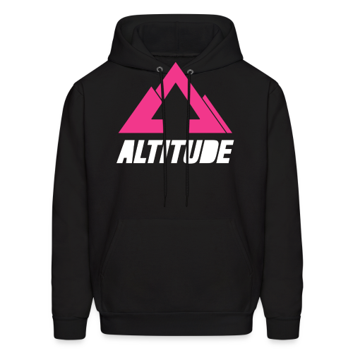 Empire Collection - Pink - Men's Hoodie