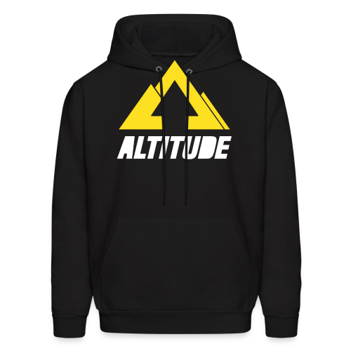 Empire Collection - Yellow - Men's Hoodie