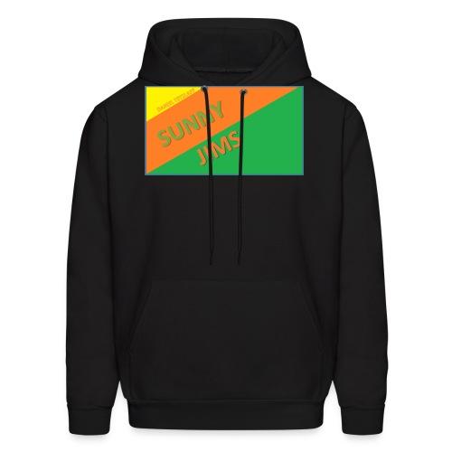 Sunny Jims YouTube Shirt Hoodie (Official) - Men's Hoodie