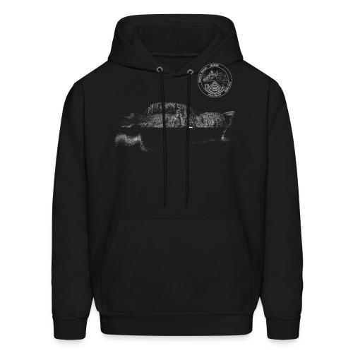 MSM66 fjord black - Men's Hoodie