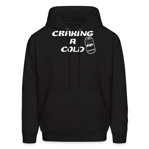 Craking A Cold One (With The Boys) - Men's Hoodie