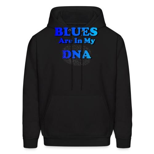 Blues DNA - Men's Hoodie