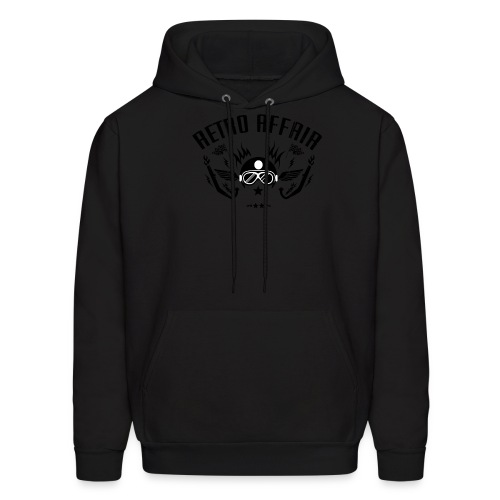 Retro Pipes - Men's Hoodie