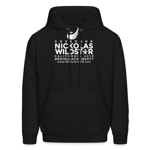 WILDMAIN1 - Men's Hoodie