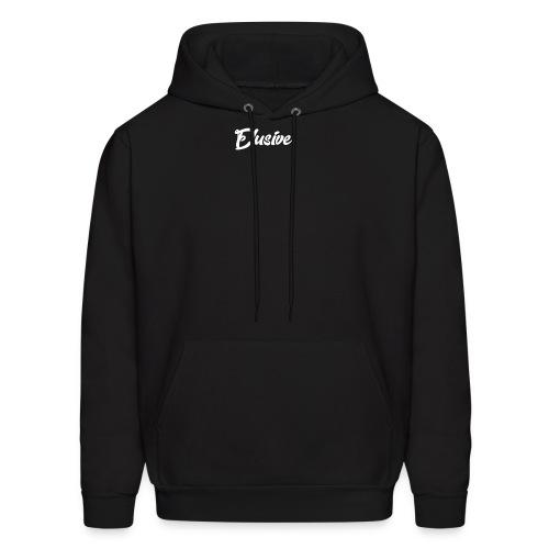 elusiveBrand White hoodie - Men's Hoodie