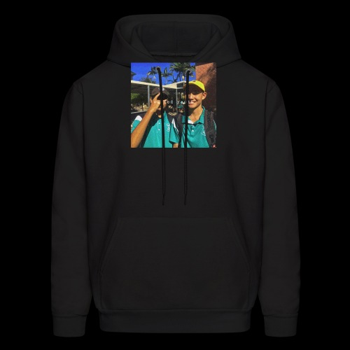 wasted youth. - Men's Hoodie