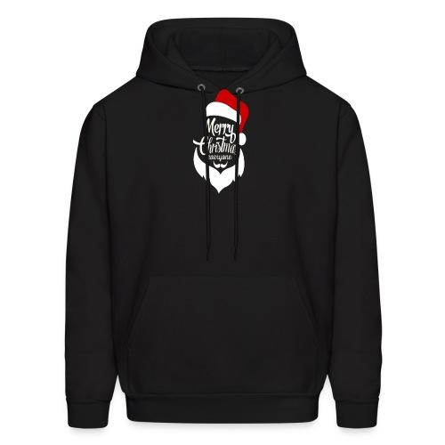Merry Christmas Tee - Men's Hoodie
