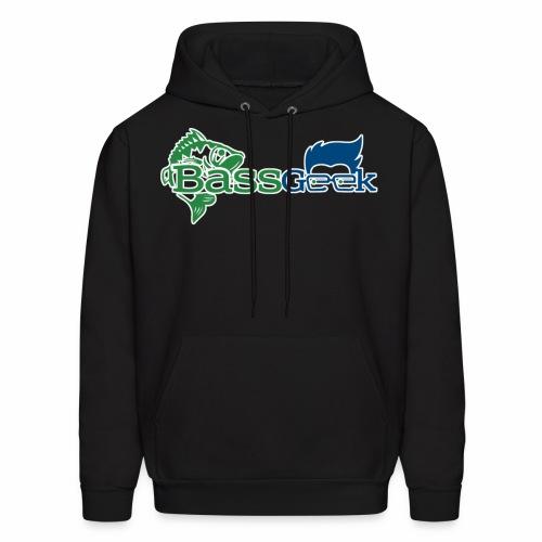 BassGeek Logo - Men's Hoodie