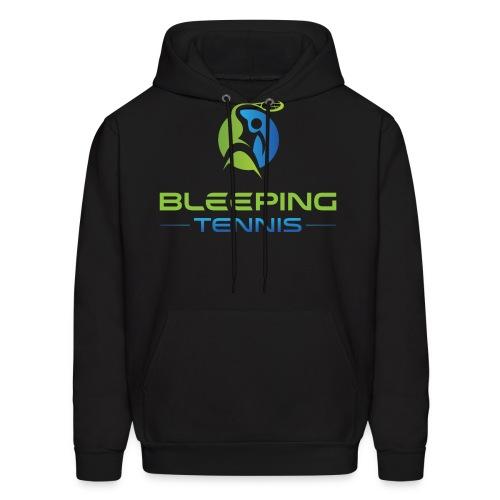 Bleeping Tennis - Men's Hoodie