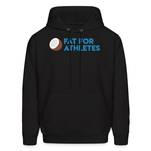 Fat For Athletes Merch - Men's Hoodie