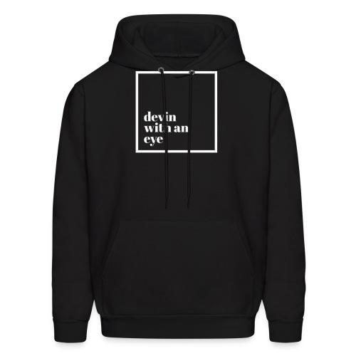 Minimalism Logo - Men's Hoodie