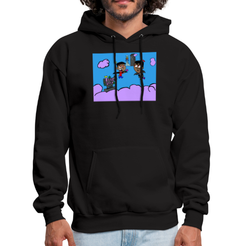 fried world - Men's Hoodie