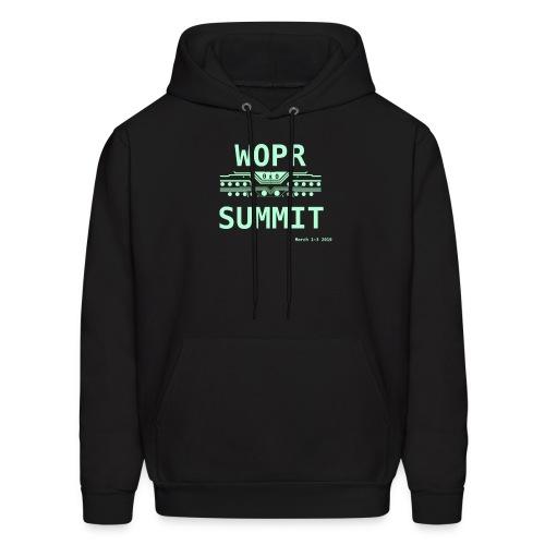 WOPR Summit 0x0 - Men's Hoodie