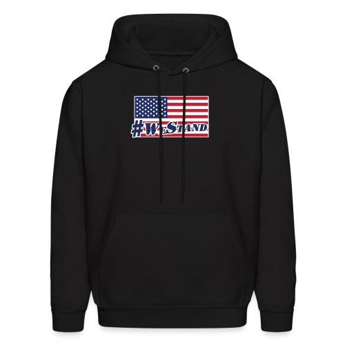We Stand Flag - Men's Hoodie