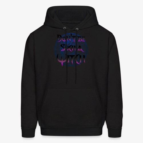 Don't Be Such a Witch Bayonetta-inspired - Men's Hoodie