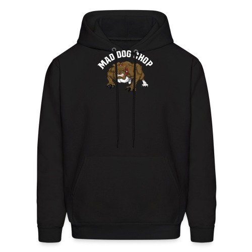 mad dog chop - Men's Hoodie