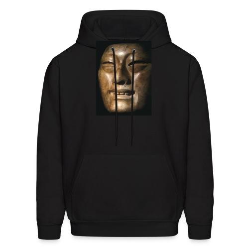 Mask of Olmec Asiatic - Men's Hoodie