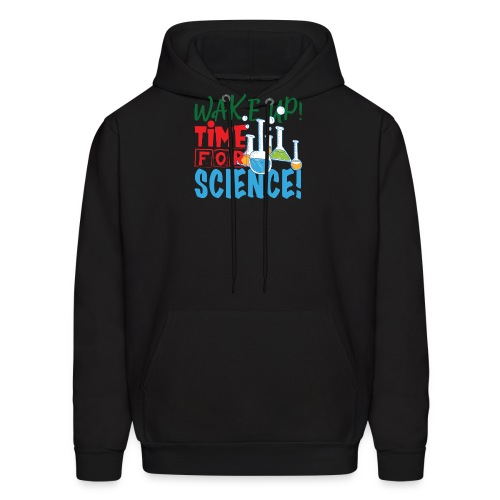 Time for science - Men's Hoodie