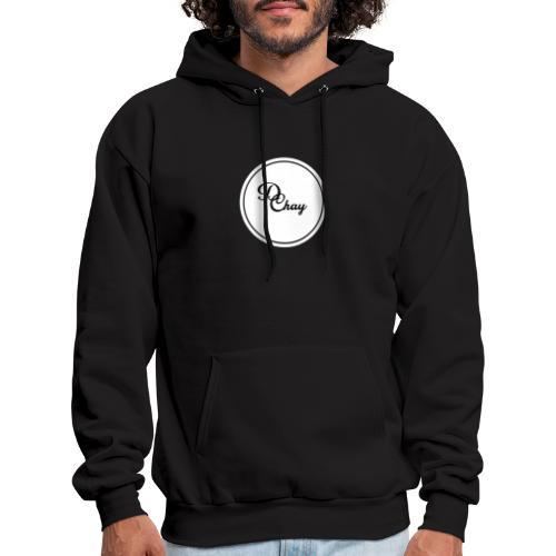 DChay Logo (White) - Men's Hoodie